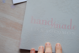 Lisa Solomon's Hand/Made