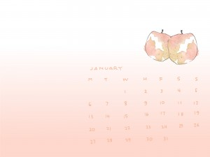 january desktop calendar free download