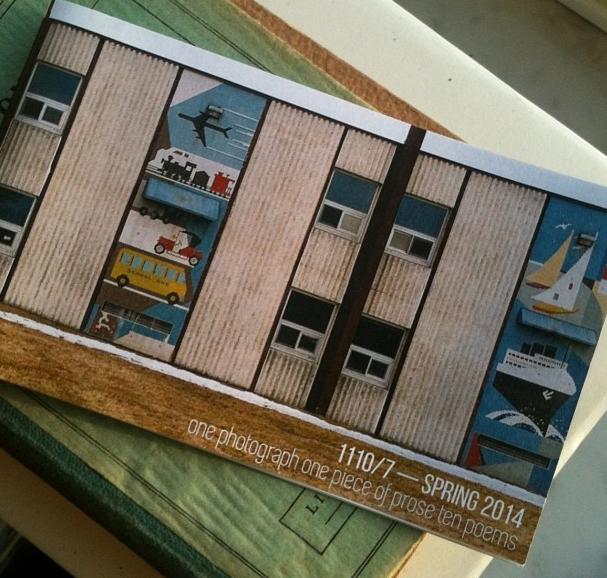 111O-7 literary magazine small press MIEL