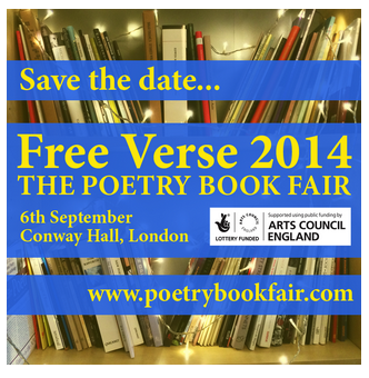 free verse london poetry book fair september 6 2014