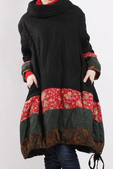 MaLieb cotton linen coat